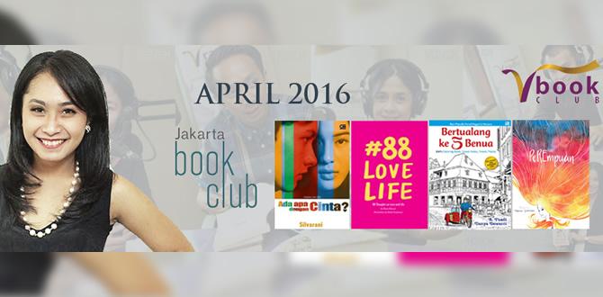 V Book Club - April 2016