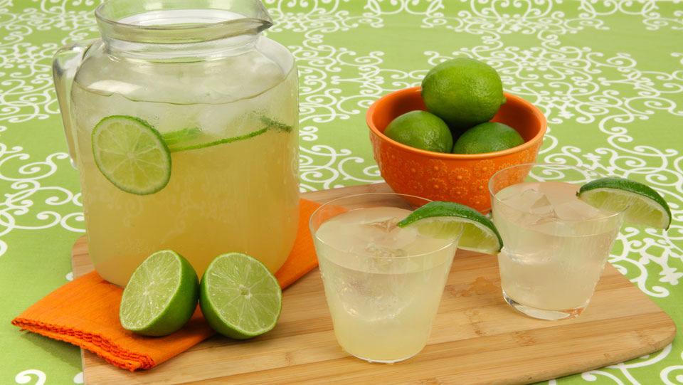 Resep Lime Squash Yang Segar