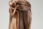 Hairstyle: Tutorial Double Top Knot