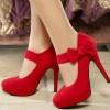 Bahaya Terlalu Sering Memakai Sepatu Hak Tinggi