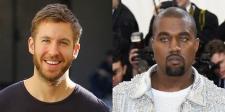 Calvin Harris dan Kanye West Nggak Akan Pernah Berkolaborasi?